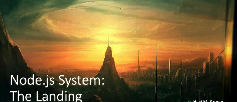 node-js-system-the-landing